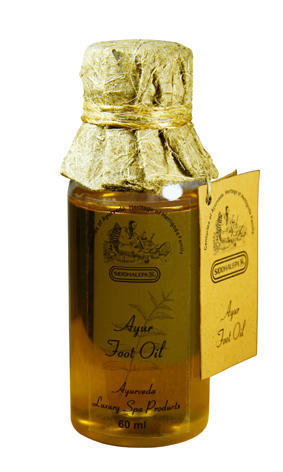 Siddhalepa Ayur foot oil 60 ml