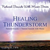 CD - Natural Sounds - Healing Thunderstorm