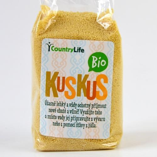 Country life Kuskus BIO 500 g
