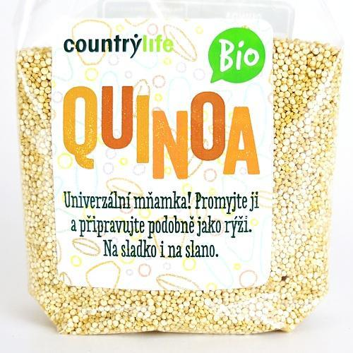 Country Life Quinoa Bio 250 g