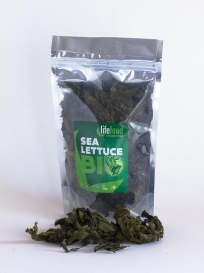 Lifefood sea lettuce BIO 40 g