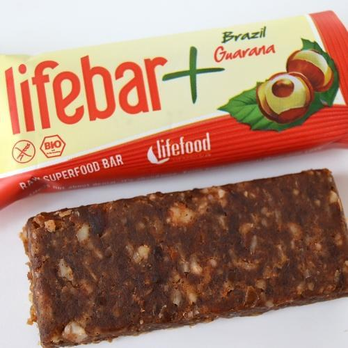 Lifefood Lifebar plus brazil a guarana BIO
