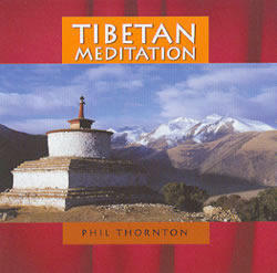 CD - Tibetská meditace - Phil Thornton