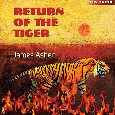 CD - Return of the tiger - James Asher