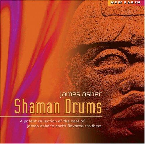 CD - Shaman drums - James Asher